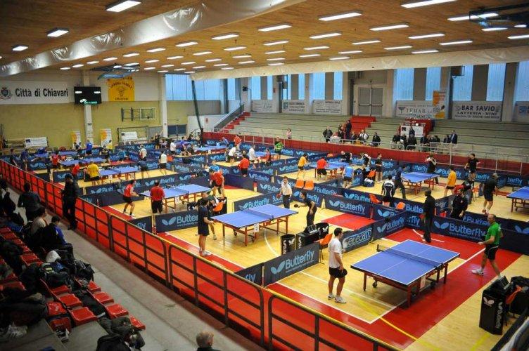 Italian table tennis championship