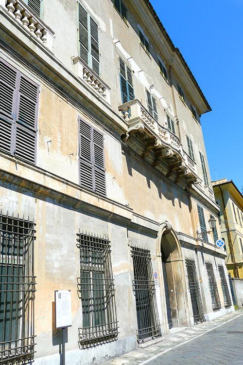Palazzo Falcone Manara