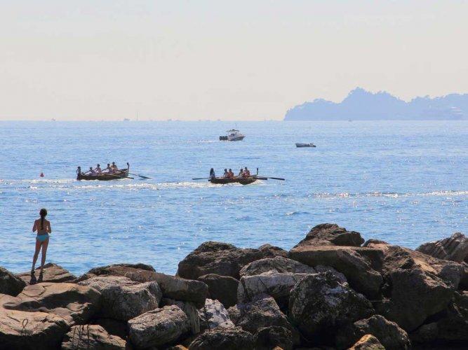 Palio Marinaro – rowing race