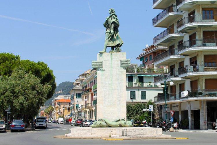 Monumento di Cristoforo Colombo