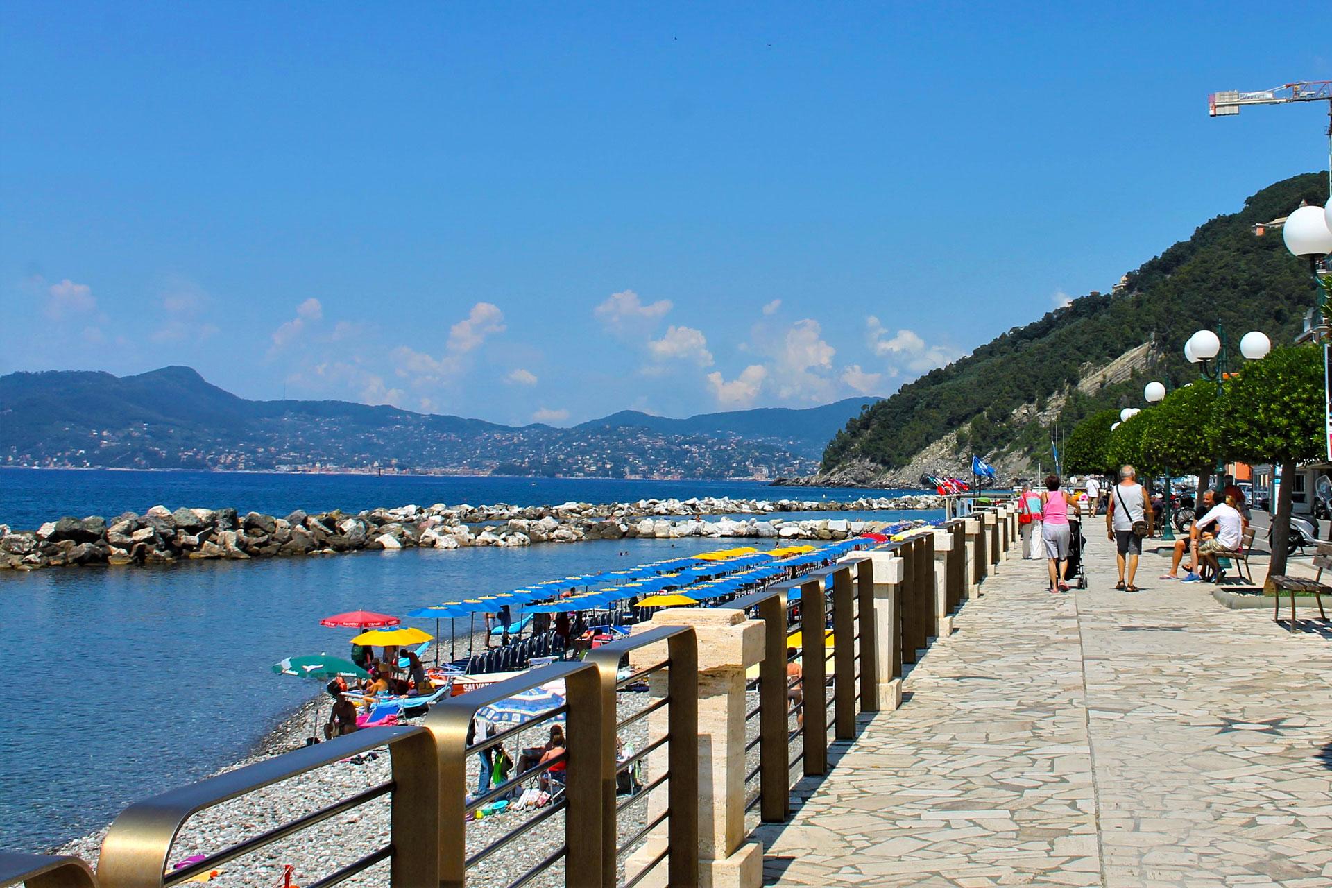 Porto Turistico - Passeggiata Mare | Portale Ufficiale del Turismo Comune  di Chiavari