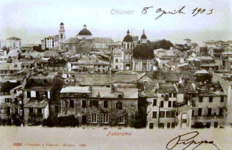 Chiavari, 1903