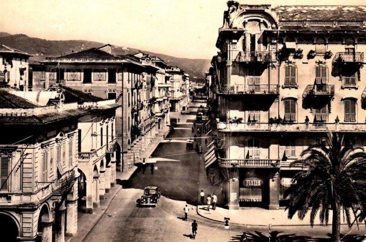 Chiavari, 1950: Corso Dante