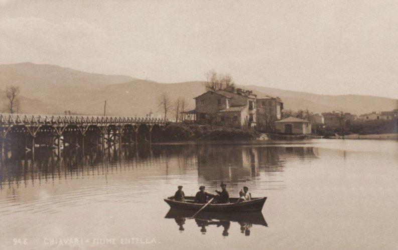 Chiavari 1907, fleuve Entella