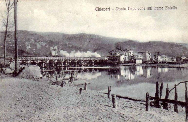 Chiavari 1909, Napoleon Bridge