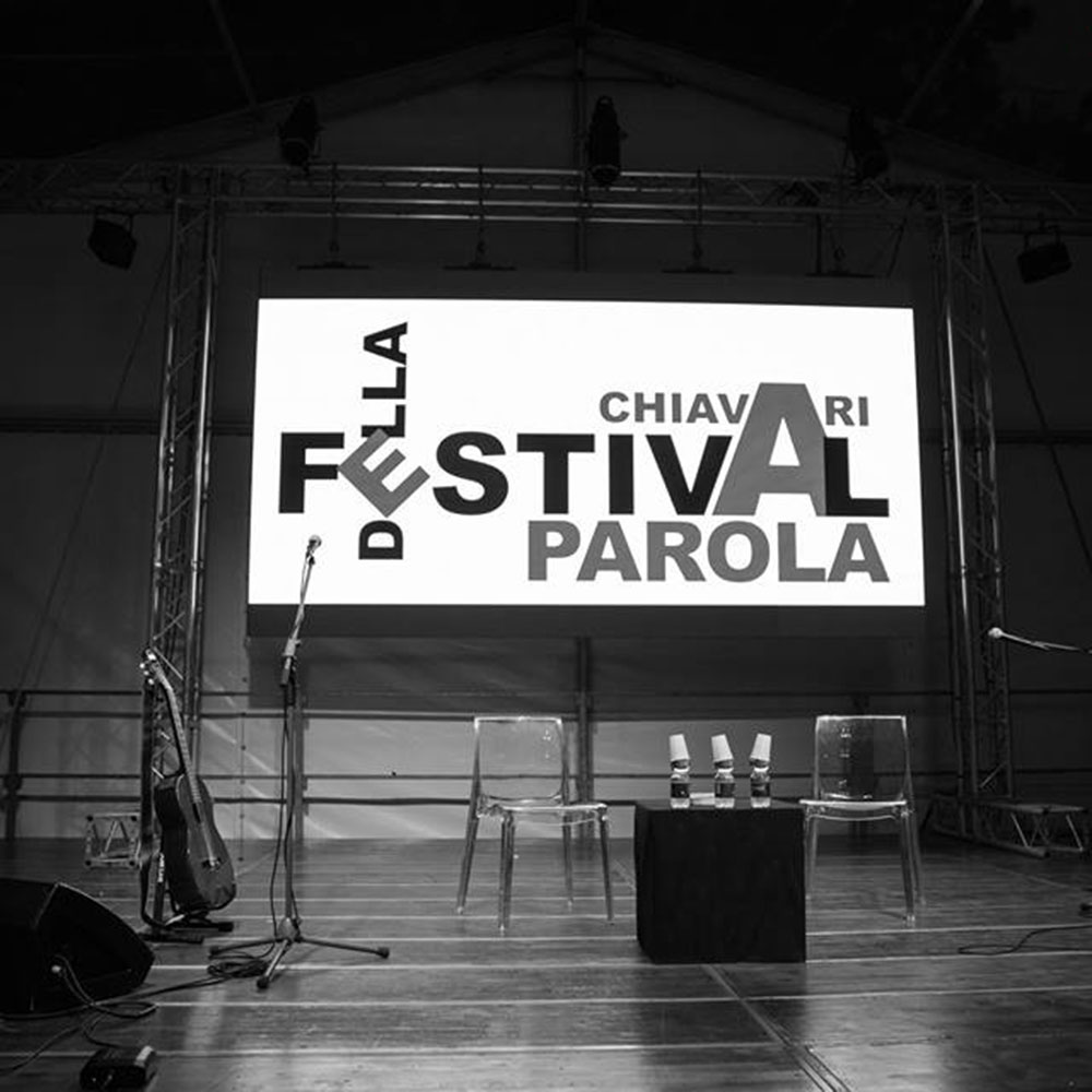 Chiavari: Festival della Parola 6° edizione
