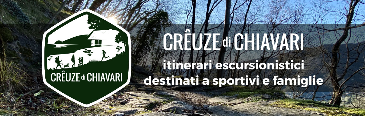 Sentieri e Itinerari Crêuze di Chiavari